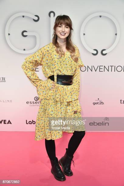 Ooobacht attends the GLOW The Beauty Convention at Station on November 5 2017 in Berlin Germany