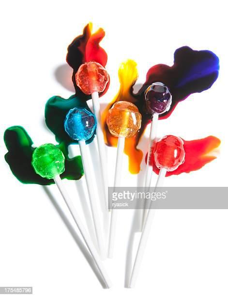 Oozing Lollipops