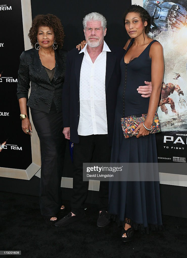 """Premiere Of Warner Bros. Pictures And Legendary Pictures' """"Pacific Rim"""" - Arrivals : News Photo"""