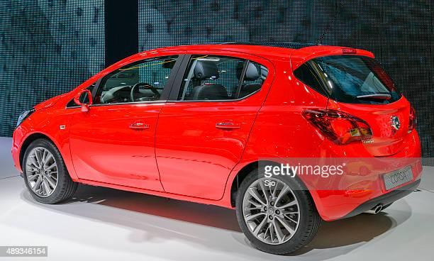 Opel Corsa compact hatchback car