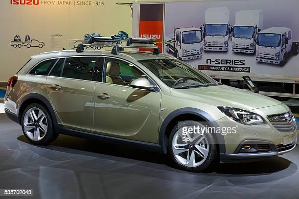 Land Tourer Opel Insignia