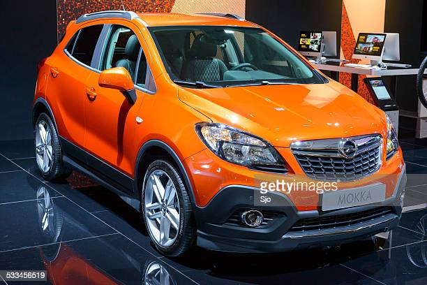 Opel Mokka compact SUV car