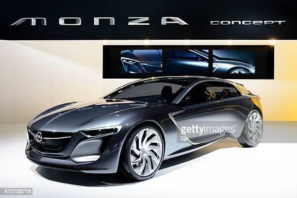 Opel Monza Konzept
