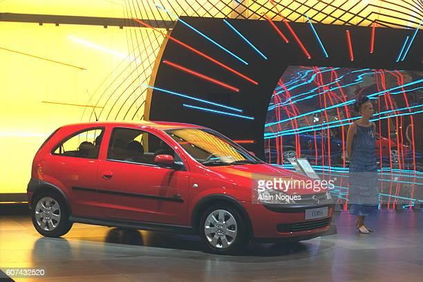 the new Opel Corsa