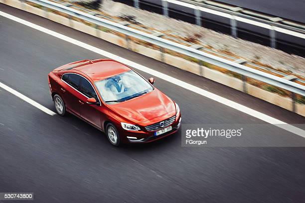 opel volvo s60 - volvo stock pictures, royalty-free photos & images