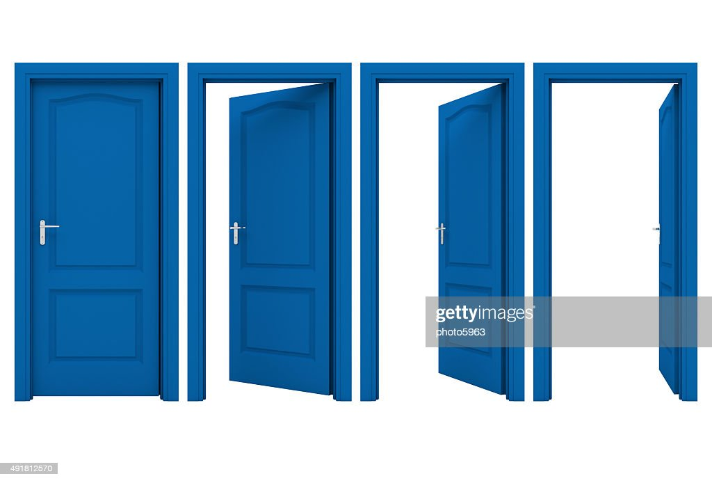 ... Open blue door ...  sc 1 st  FreeImages.com & Free open door Images Pictures and Royalty-Free Stock Photos ...