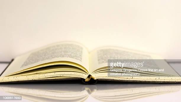open book - gregoria gregoriou crowe fine art and creative photography. - fotografias e filmes do acervo