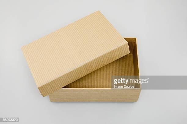 open box - lid stock photos and pictures
