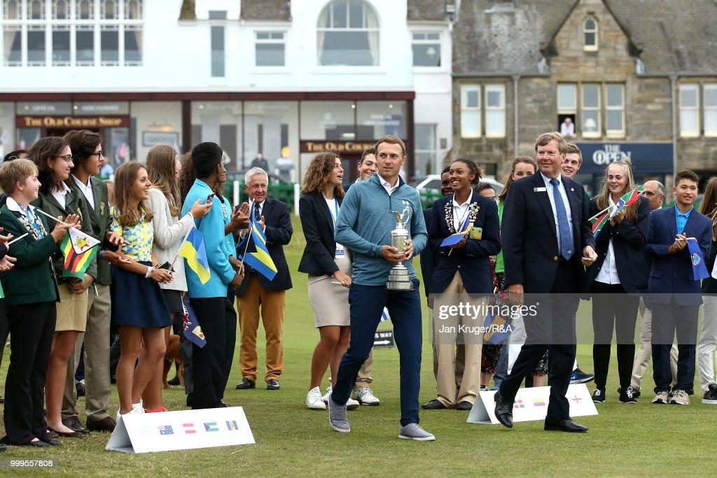 The Junior Open Championship - Opening Ceremony