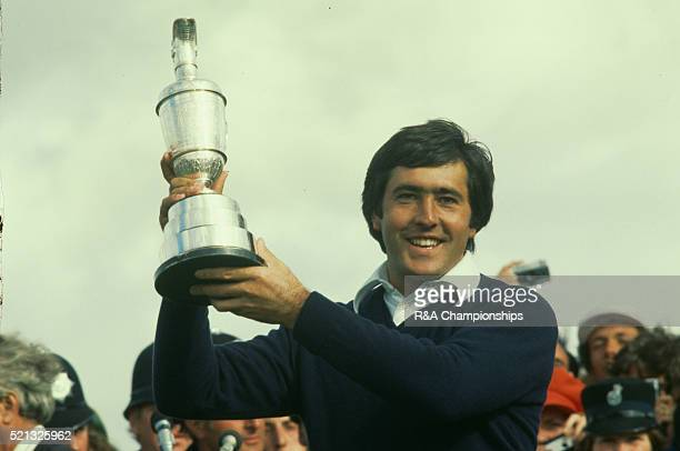 Open Championship 1979 at Royal Lytham St Annes Golf Club in Lancashire England held 18th 21st July 1979 Pictured Seve Ballesteros 21st July 1979