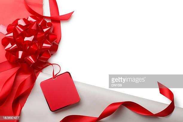 Open Christmas Gift