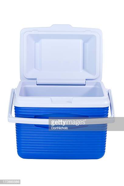 open cooler - esky stock photos and pictures