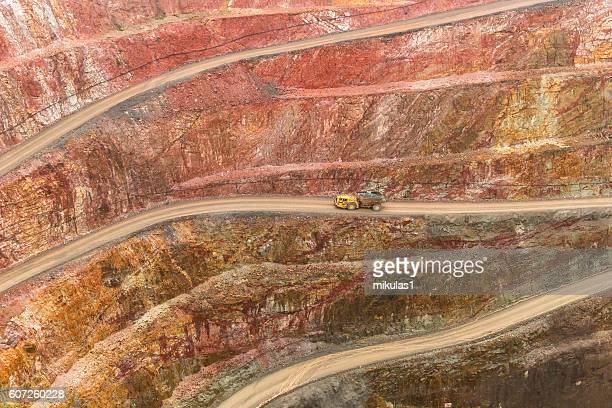 Open Cut Gold Mine