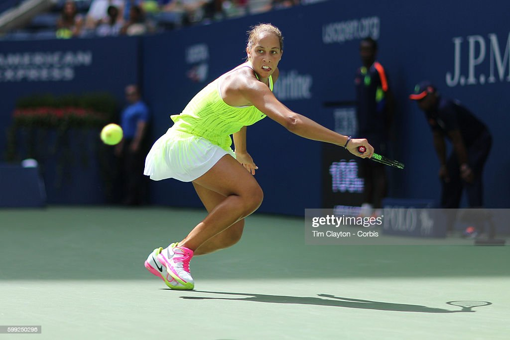 2016 U.S. Open Tennis Tournament. New York. USA. : News Photo