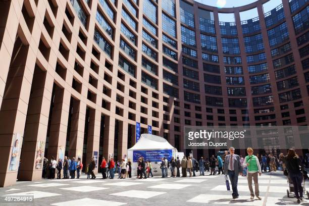 CONTENT] Open doors at EU institutions To celebrate Europe Day in the weeks leading up to the European elections the EU institutions will open their...