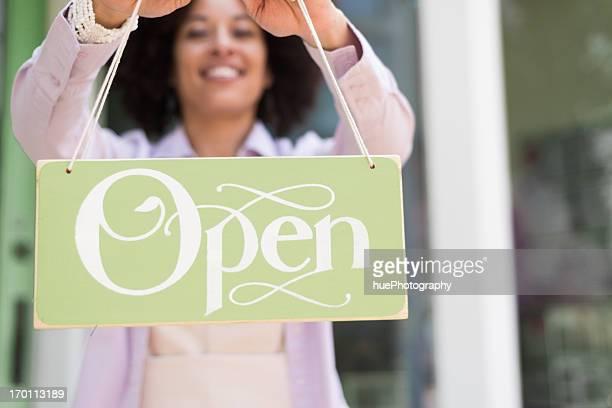 Ouvert pour les voyageurs d'affaires