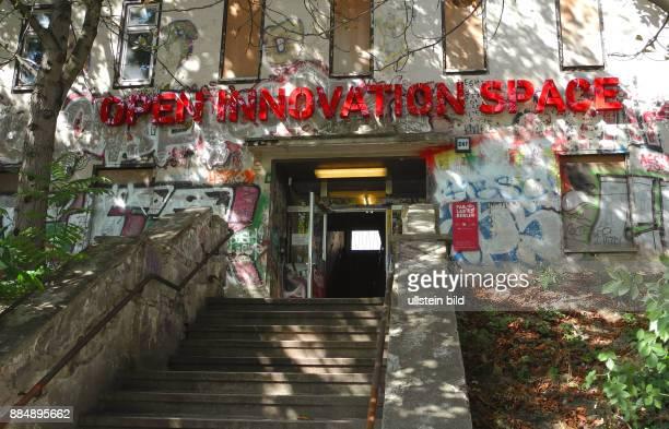 Open Innovation Space Neben der historischen Boetzow Brauerei an der Prenzlauer Allee 247