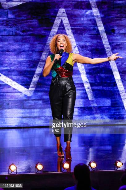 FUNNY Open Mic Episode 102 Pictured Amanda Seales