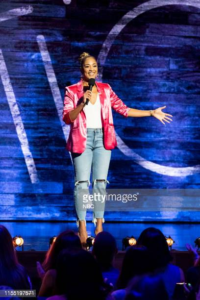 FUNNY Open Mic Episode 103 Pictured Amanda Seales