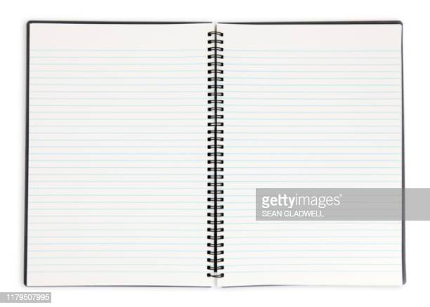 open note pad - note pad stock pictures, royalty-free photos & images