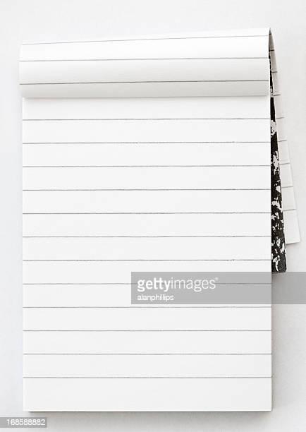 Öffnen Sie Notizbuch