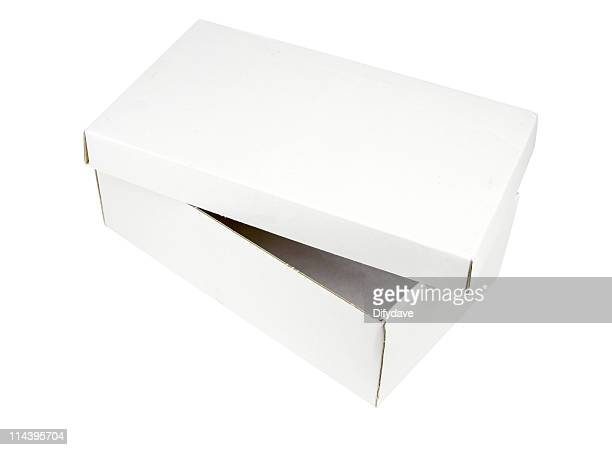 Open Shoe Box