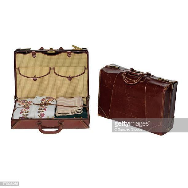 Open Suitcase, Closed Suitcase