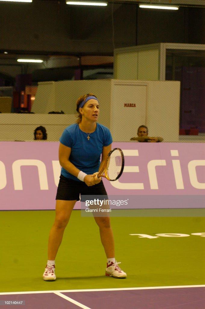Open Tennis 'Sony Ericsson', Svetlana Kuznetzova, RUS, 5th september 2009, 'Caja Magica', Madrid, Spain.