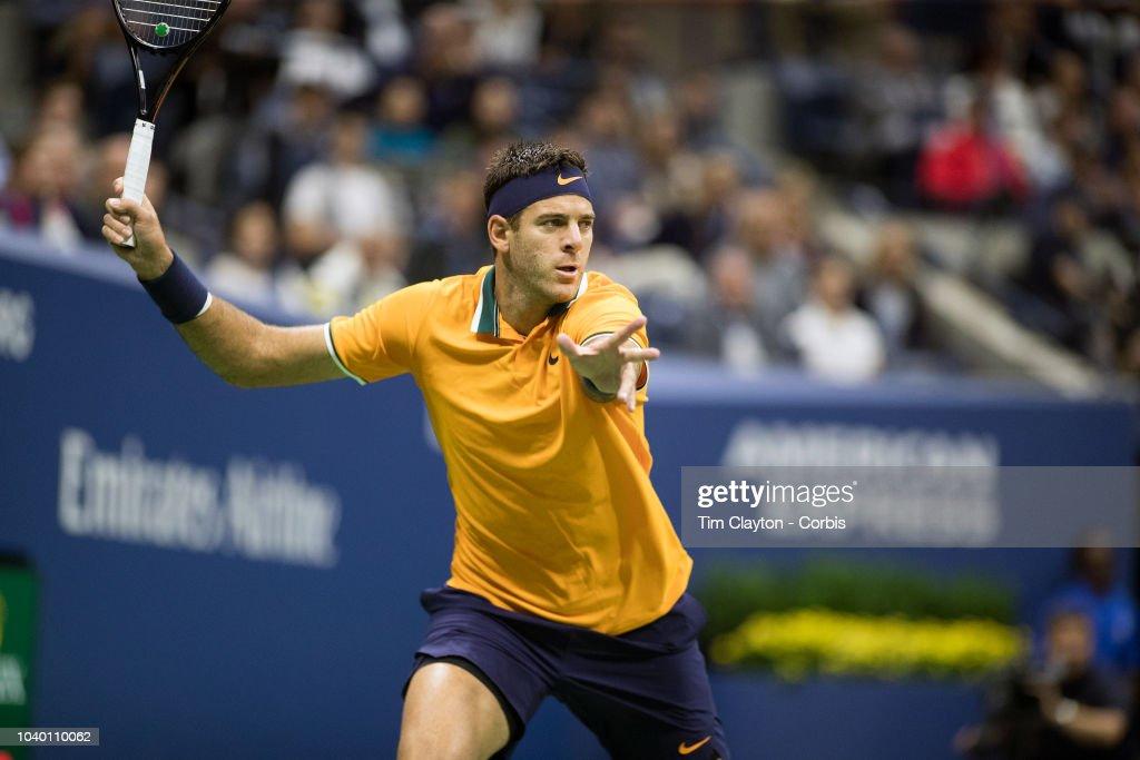 US Open Tennis Tournament 2018 : News Photo