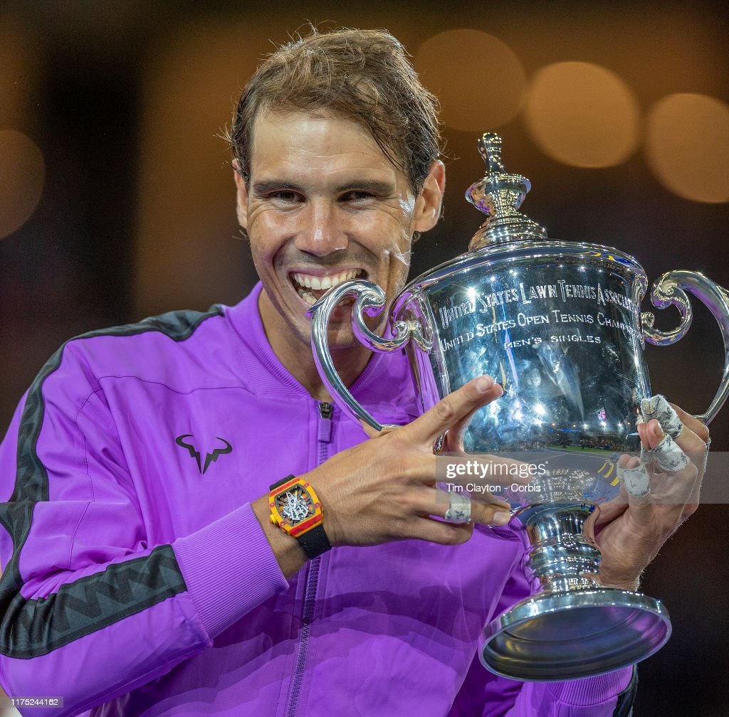 US Open Tennis Tournament 2019 : Fotografía de noticias