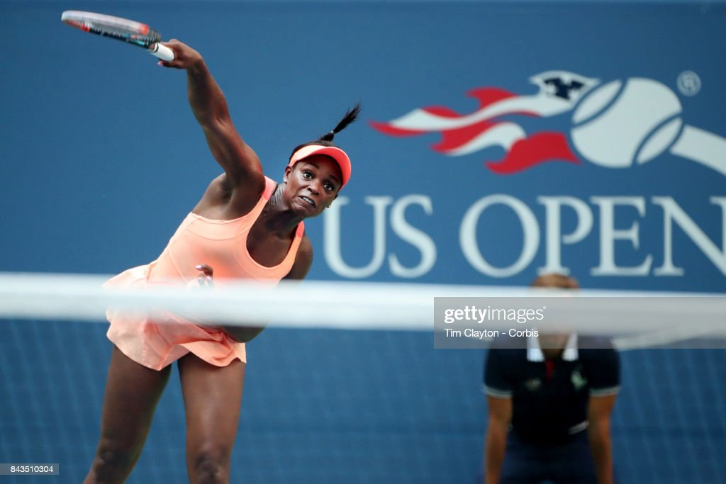 2017 U.S. Open Tennis Tournament. : Photo d'actualité