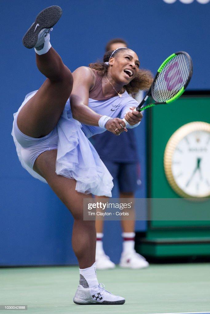 US Open Tennis Tournament 2018 : Fotografía de noticias