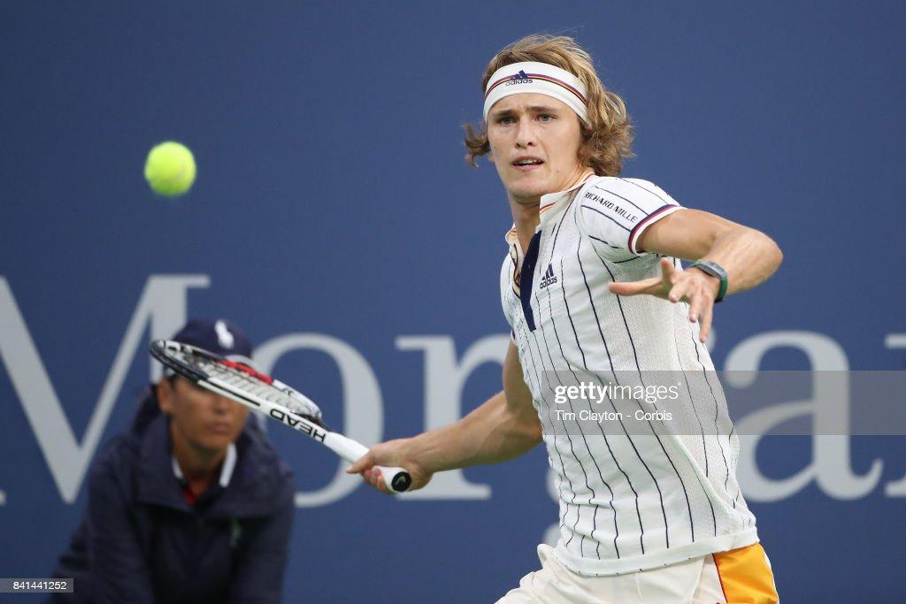 2017 U.S. Open Tennis Tournament. : News Photo