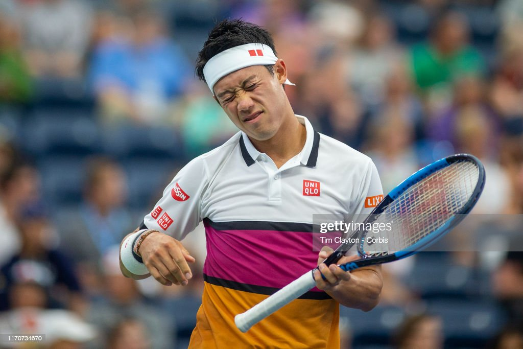 US Open Tennis Tournament 2019 : ニュース写真