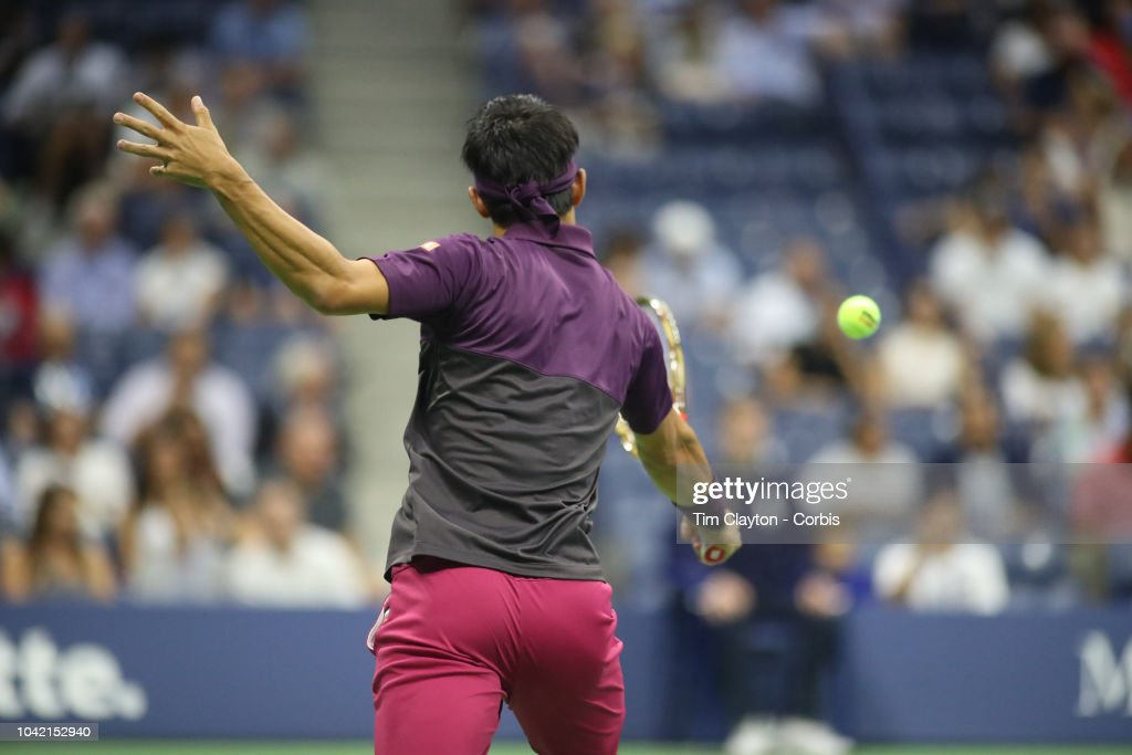 US Open Tennis Tournament 2018 : ニュース写真