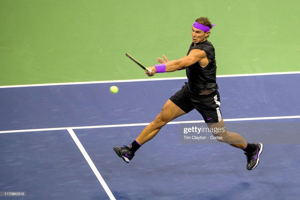 US Open Tennis Tournament 2019 : Photo d'actualité
