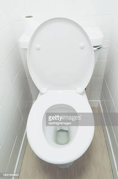 オープンのトイレ