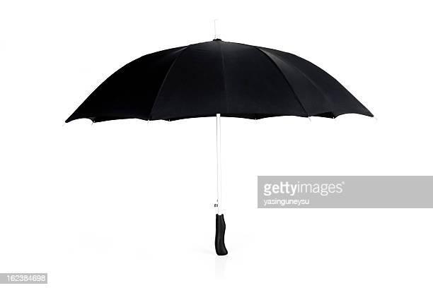 Offene Regenschirm
