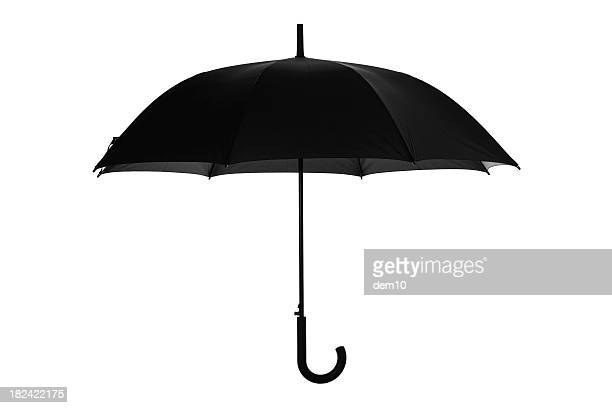 Open umbrella