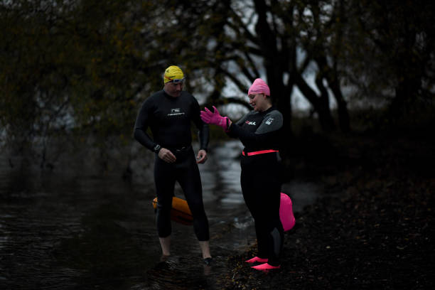 GBR: Study Suggests Cold-Water Swimming Could Slow Onset Of Dementia