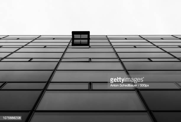 open window - anton schedlbauer stock pictures, royalty-free photos & images
