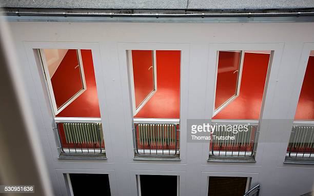 Open Windows on May 12 2016 in Berlin Germany
