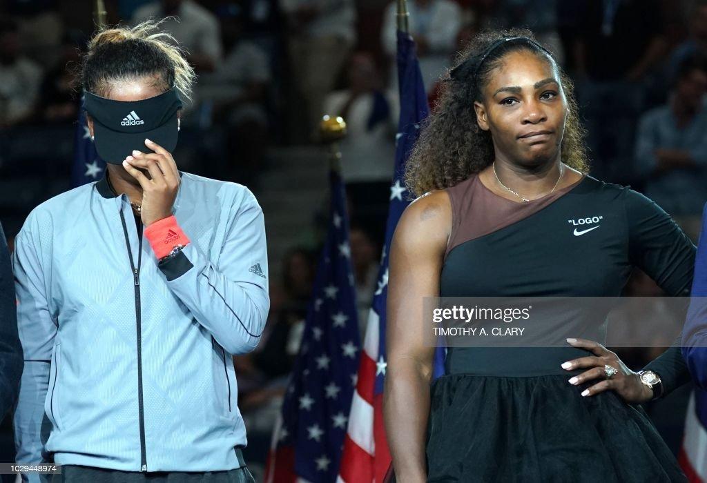 TOPSHOT-TENNIS-US-OPEN-2018 : News Photo