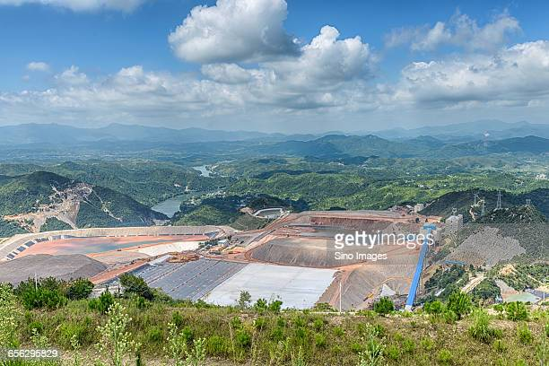 Opencast Mining and Smelting Transport