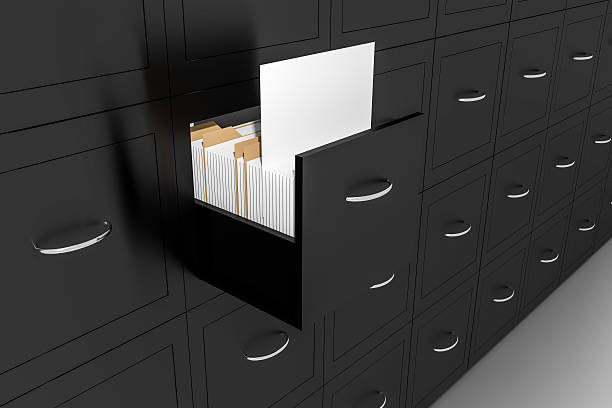 o drawer filing black bedford products barn cabinet file pottery