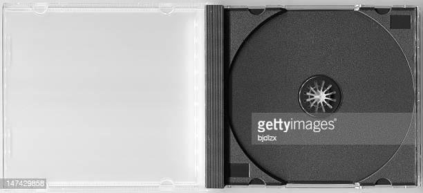 Ouvert Boîtier de CD