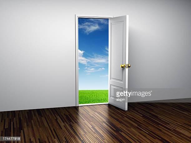 パラダイスへの扉を開く