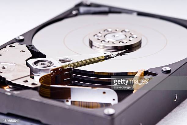 Aperto disco rigido