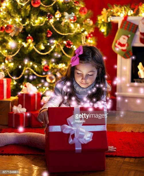 Ouverture des cadeaux de Noël