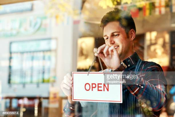 opening a restaurant takes planning, time, money and passion - store stock pictures, royalty-free photos & images